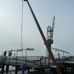 Sanierung Verladebrücke