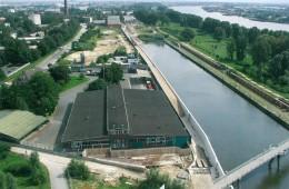 Hochwasserschutzanlagen