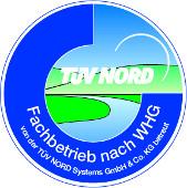 TÜV Nord – Fachbetrieb nach WHG