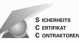 Sicherheits Certifikat Contractoren